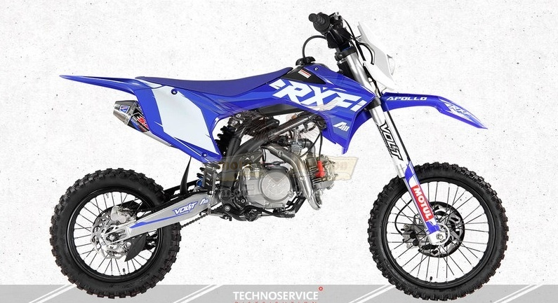 Питбайк Apollo RXF  FREERIDE 140L 17 x 14