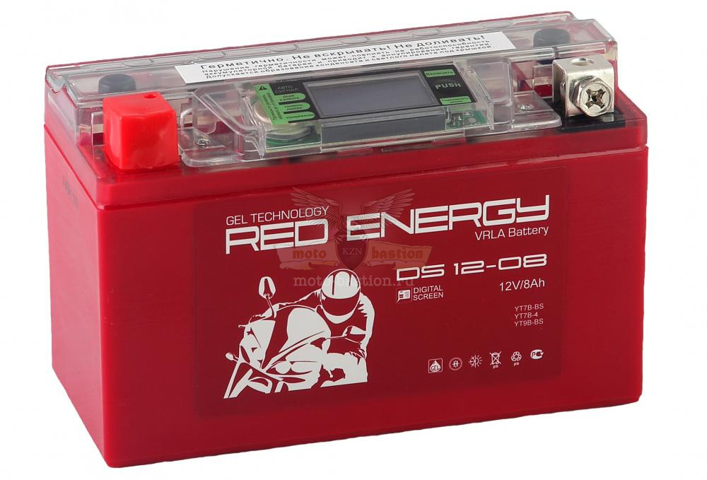 Аккум [Red Energy] DS-1208