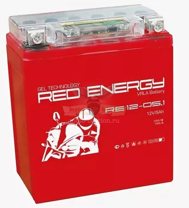 Аккум [Red Energy] DS-1205.1
