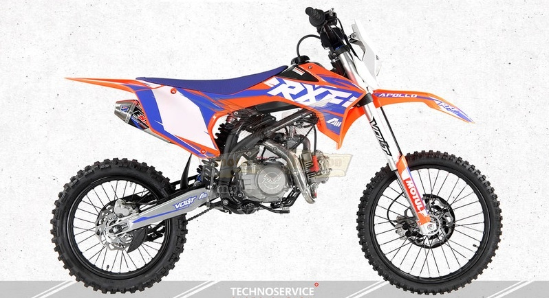 Питбайк Apollo RXF  FREERIDE 140L 19 x 16