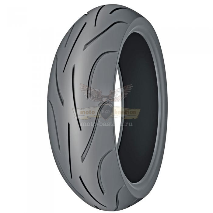 Шина [Michelin Pilot Power] мотошина 2CT  180/55 17R  73 W зад.