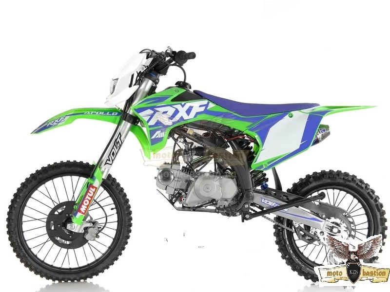 Питбайк Apollo RXF  FREERIDE 125LE 19 x 16