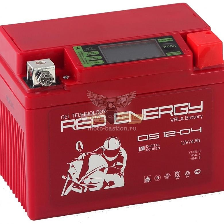 Аккум [Red Energy] DS-1204