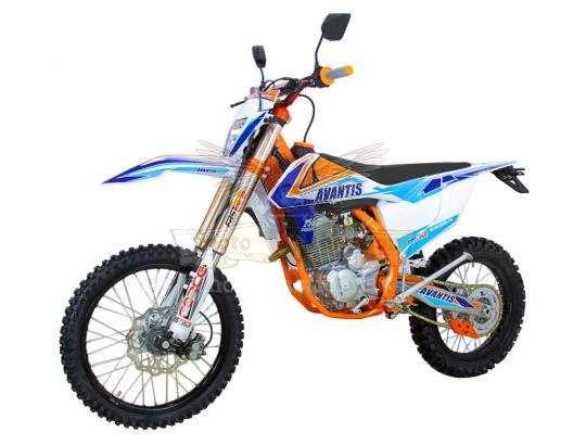 Мотоцикл AVANTIS Enduro 250 FA (ZS172MM возд. охложд.) (K)